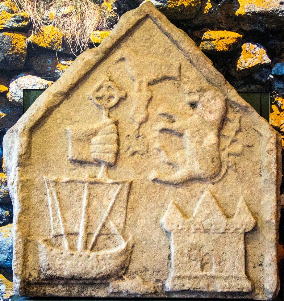 Clanranald Stone nah