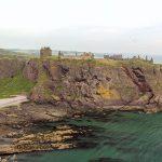 Dunnotar Castle seitlich