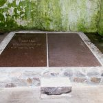 Grab in der Castle Kapelle