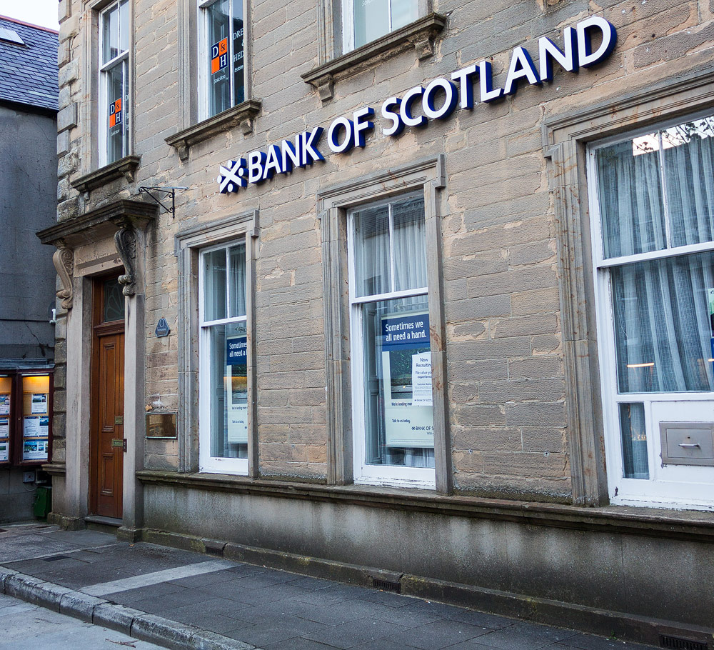 Bank of Scotland, Orkney, Kirkwall