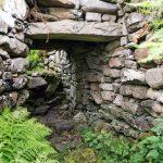 Blick ins Innere von Dun Ringill