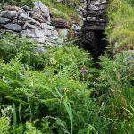 Eingang Dun Ringill