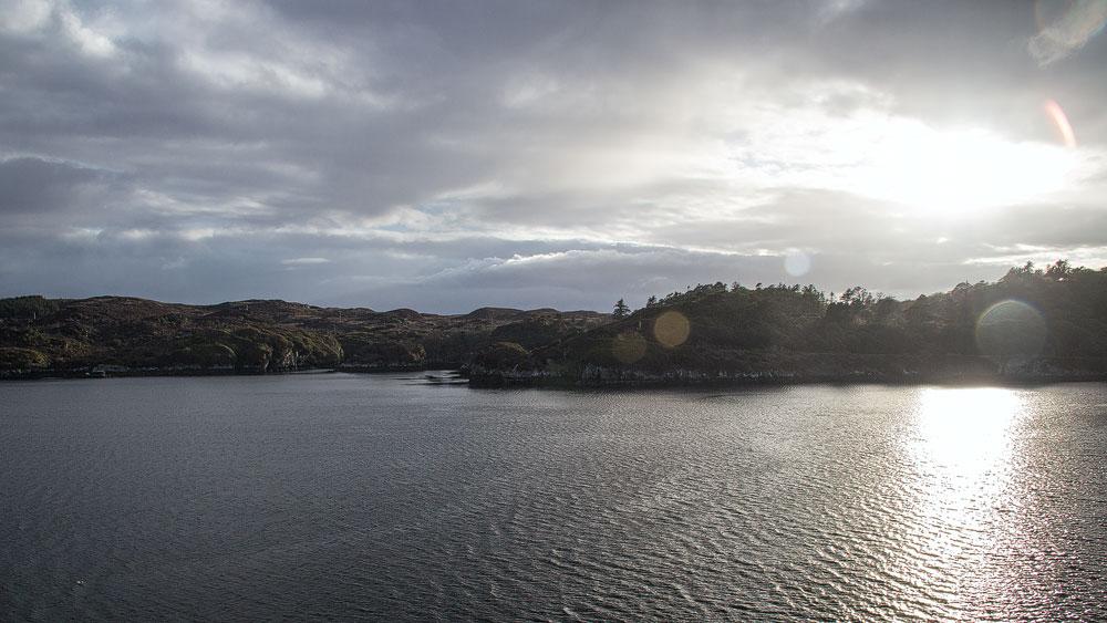 Bucht von Stornoway