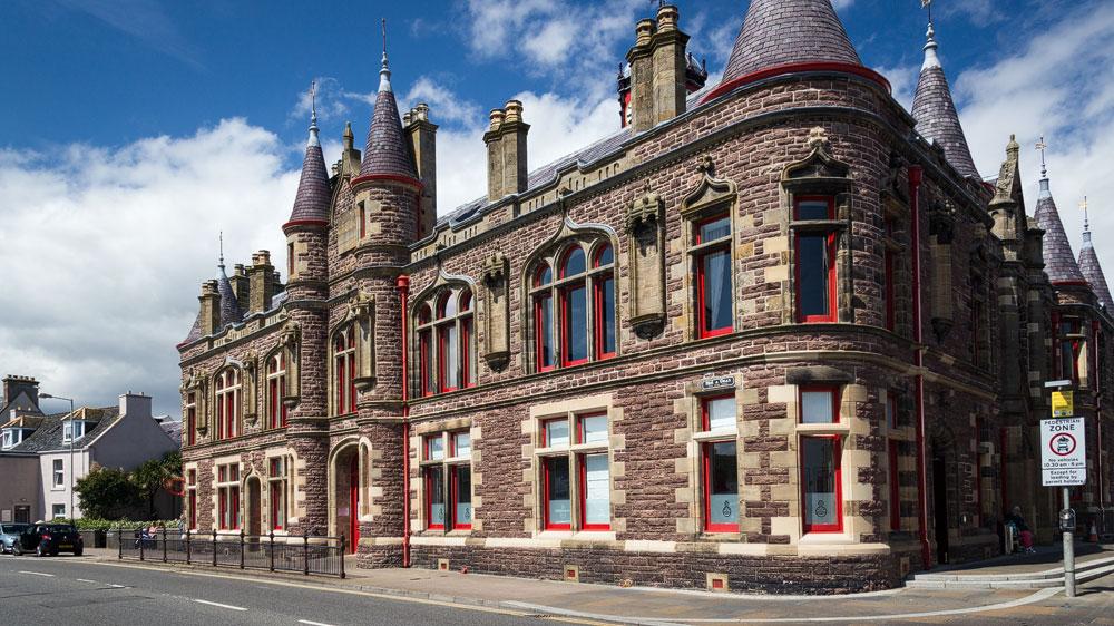 Stornoway-Townhall
