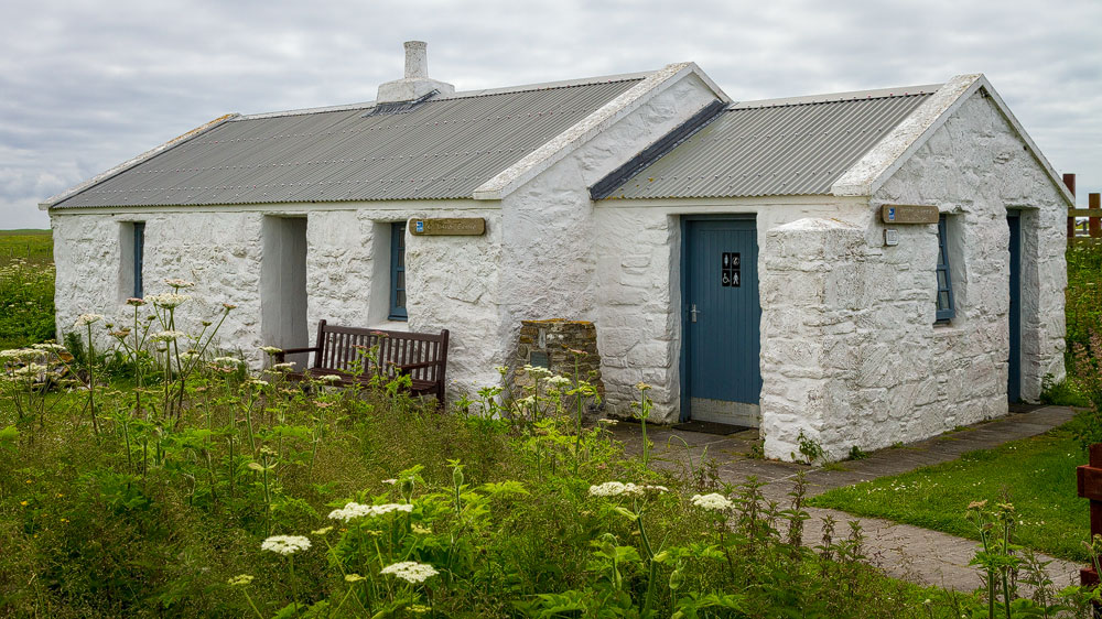 Goular Cottage Balranald, Foto: Martin Goldmann