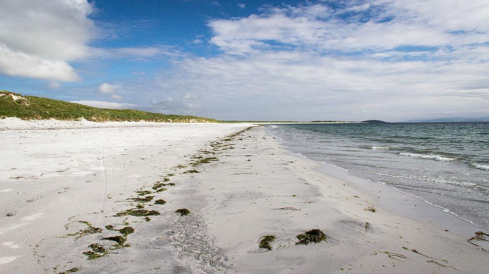 Cladh Hallan Strand