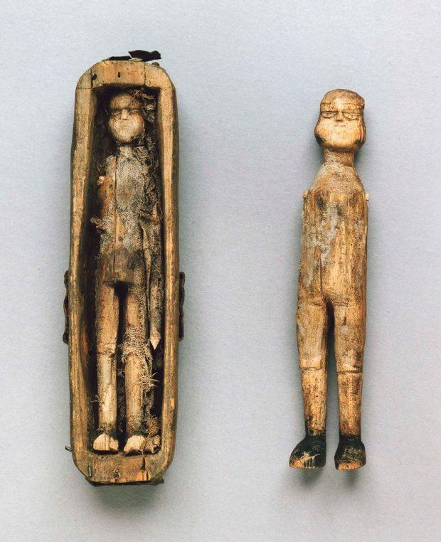 Fairy Coffin und Figur