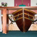 Der Boots-Altar