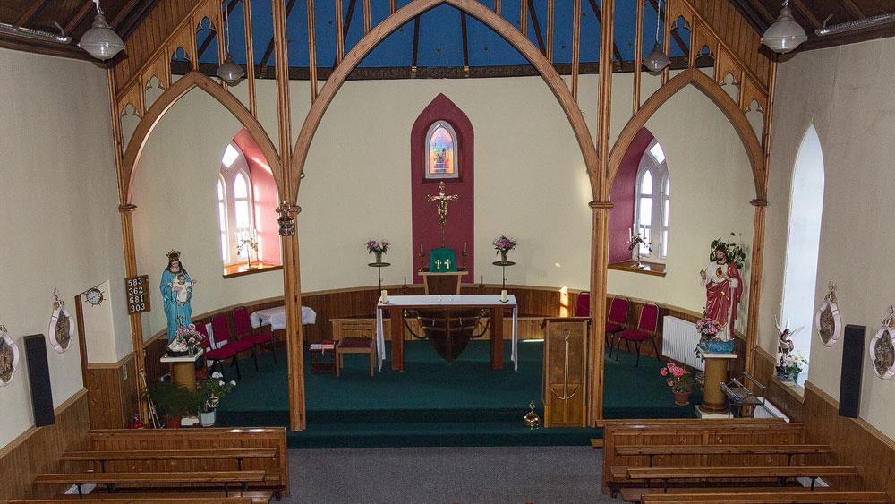St Michaels Church Innenraum