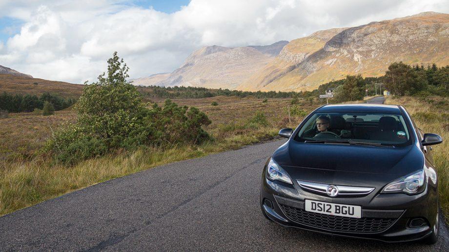 Autorundreise Schottland