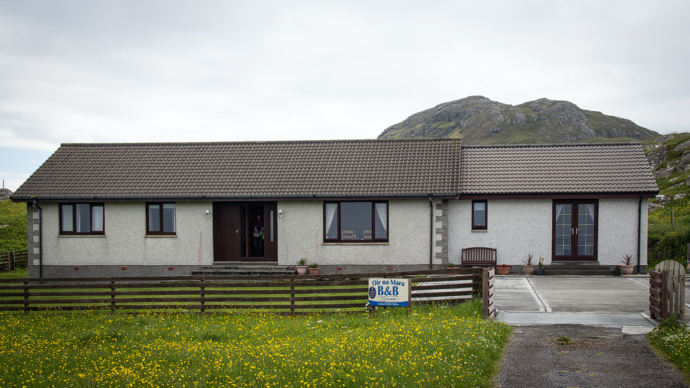 Bed & Breakfast auf Eriskay