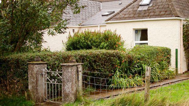 Unser Cottage auf Skye