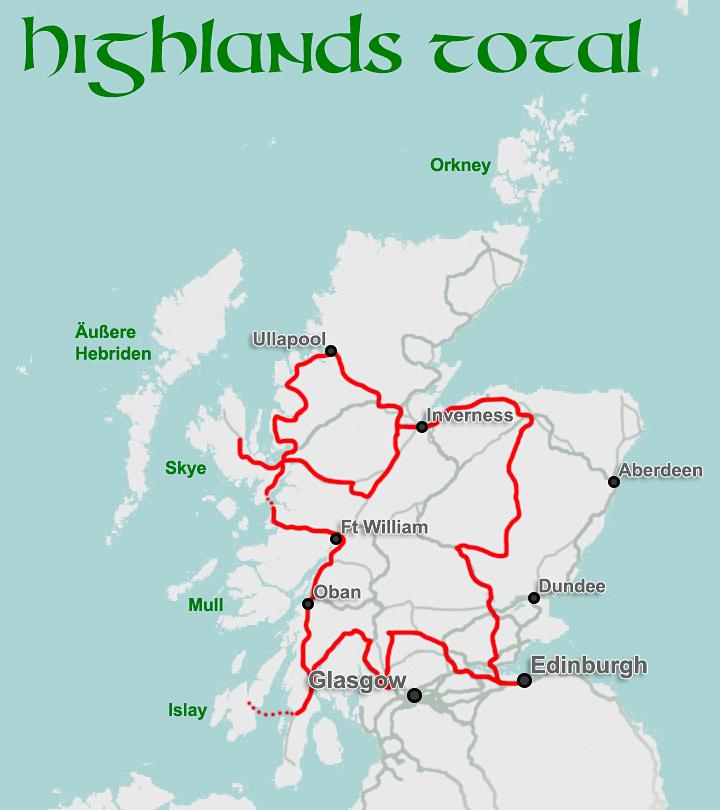 London Sightseeing Tour Map