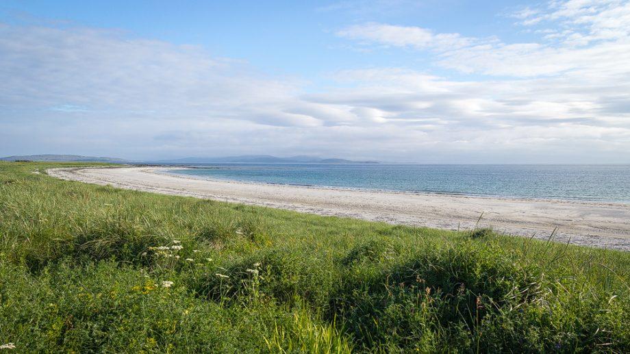 Strand bei Gearraidh na Monadh