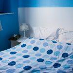 Bett im Pennan Inn