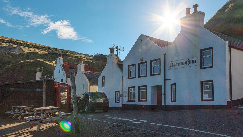 Das Pennan Inn