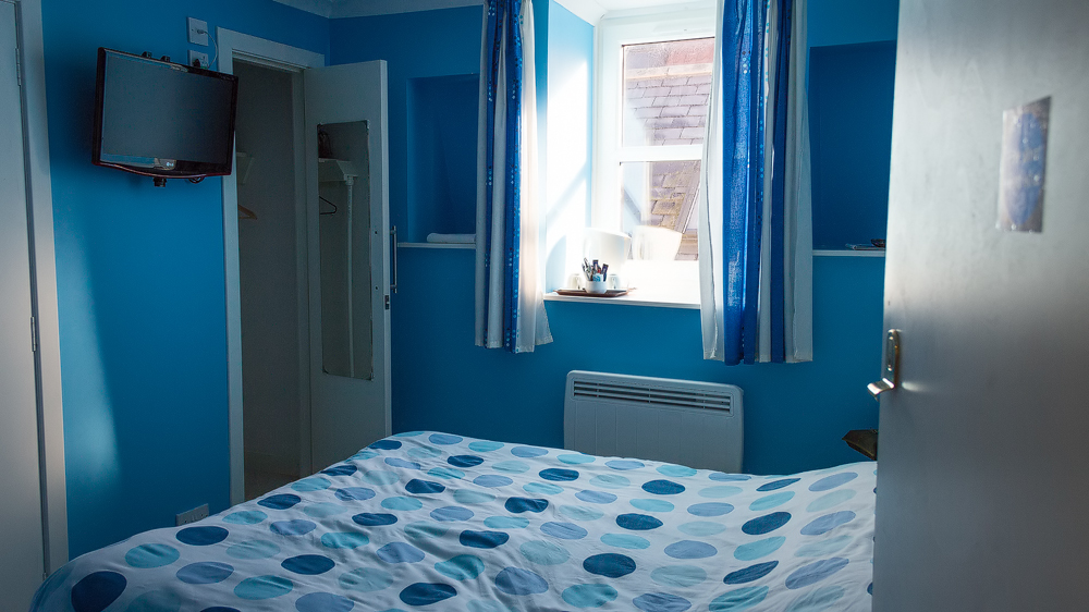Pennan Inn Zimmer