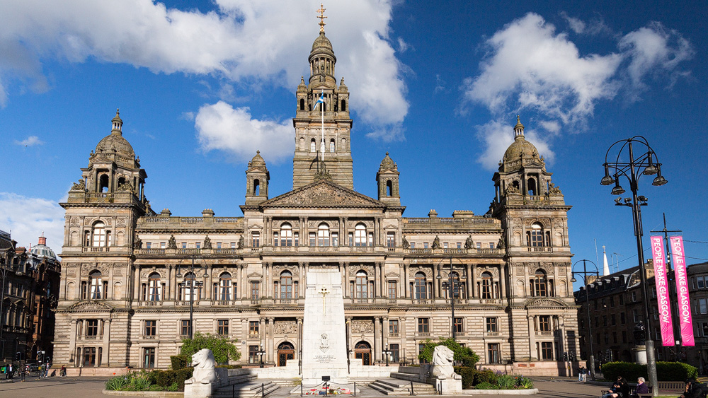City Chambers/George Square