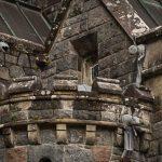 St-Conans-Kirk-Wasserspeier