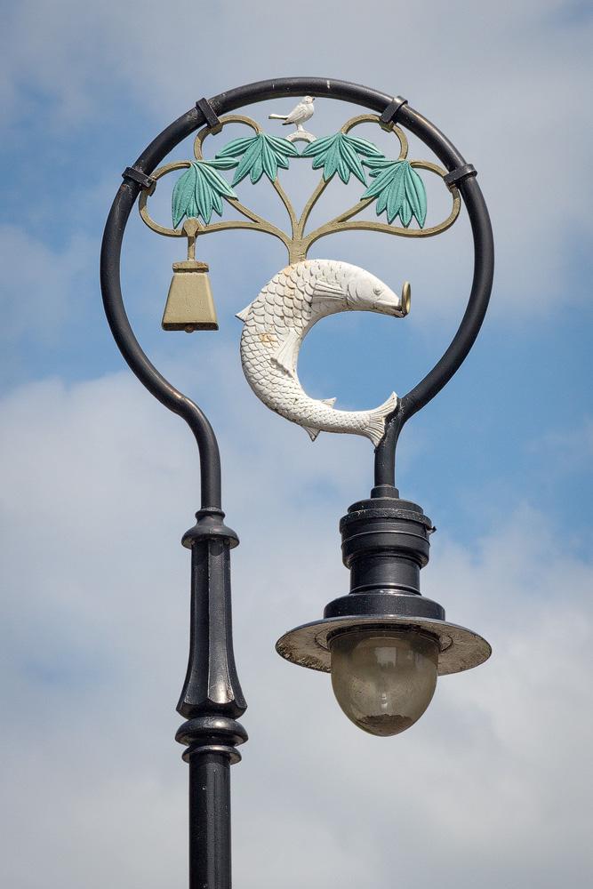 St Mungos Wunder in der Lampe