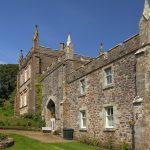 Glenbarr-Abbey-Ausgang