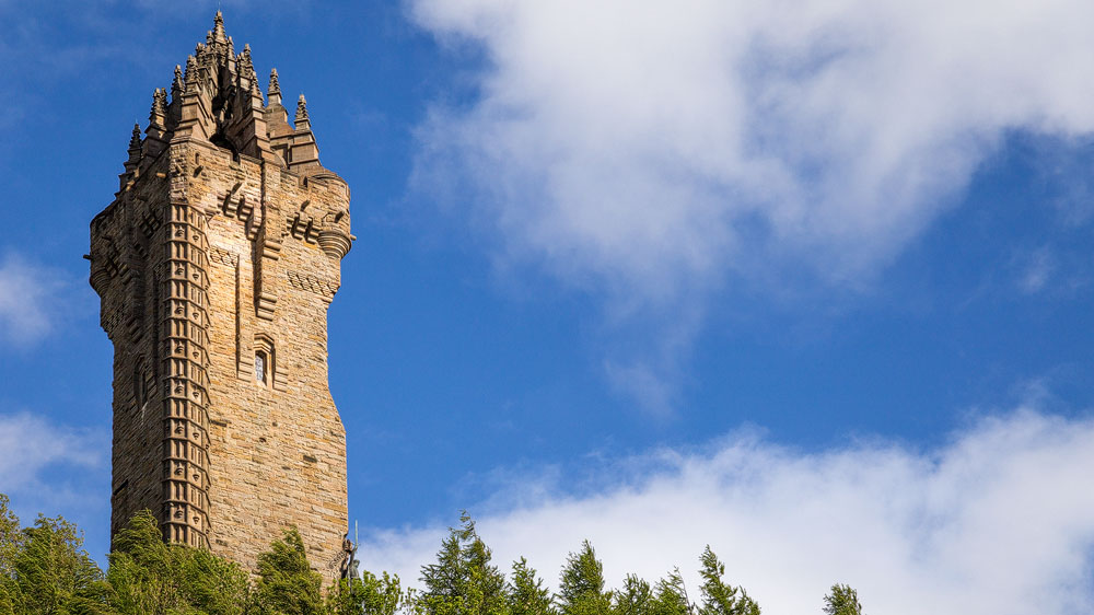 Das National Wallace Monument