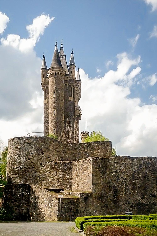 Wilhelmsturm bei Dillenburg