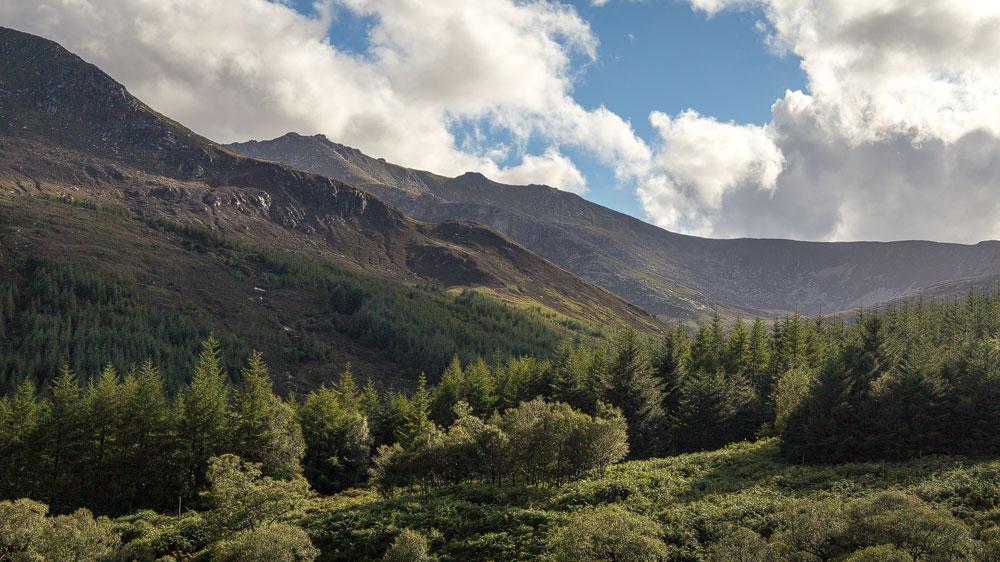 Berge Glen Chalmadale