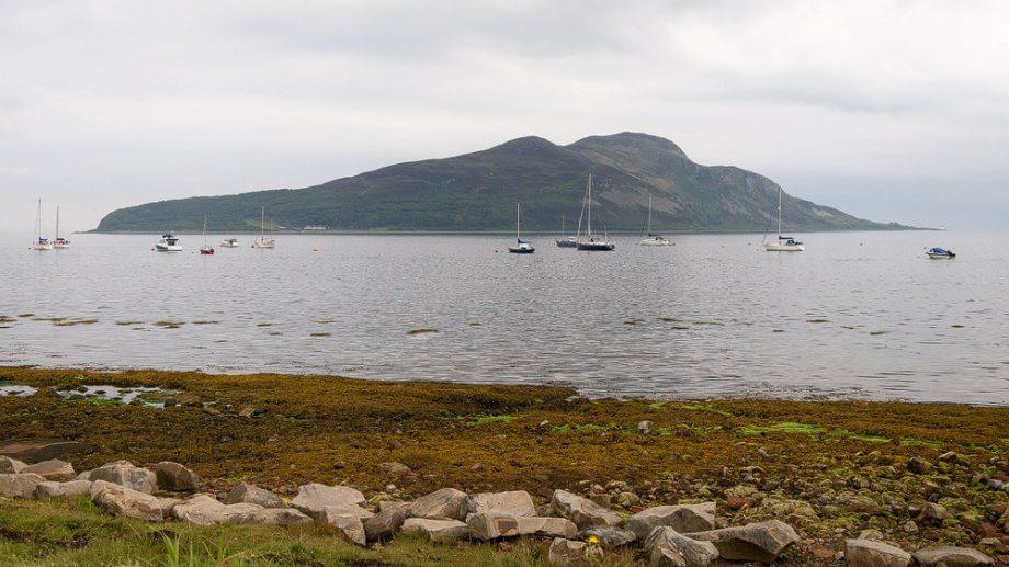 Holy Isle Lamlash