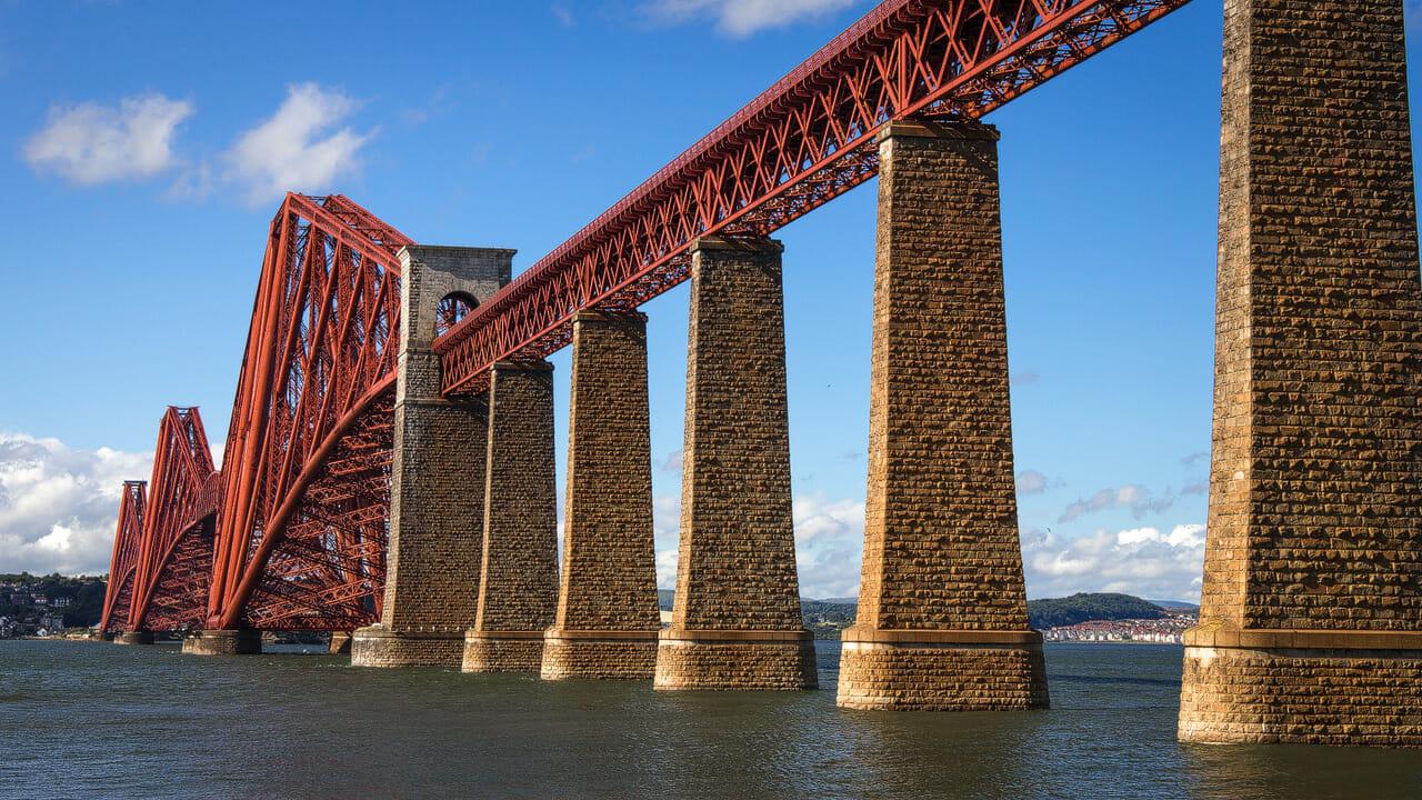 Forth Bridge Viadukt