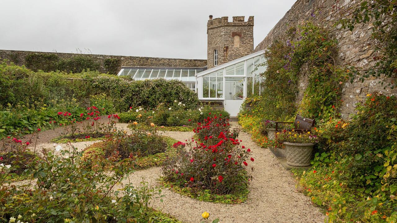 Garten von Castle of Mey
