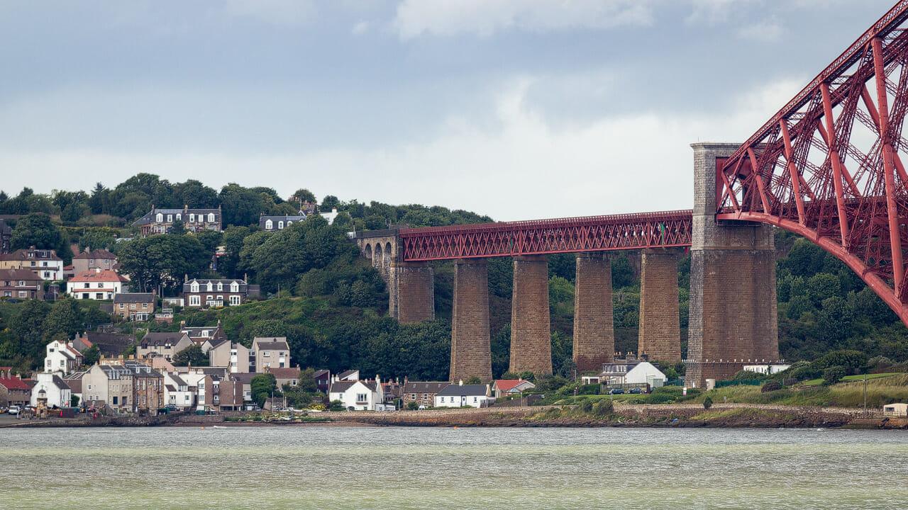 Brückenende North Queensferry