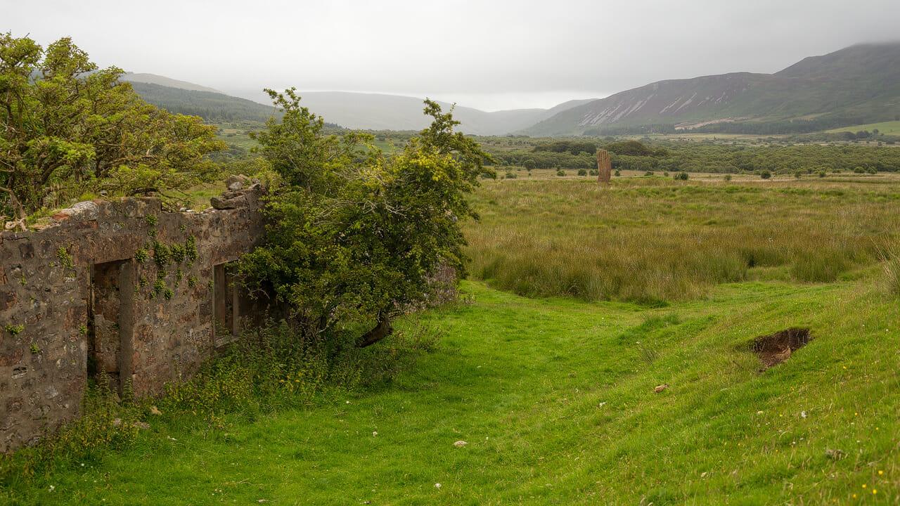 Moss Farm auf Arran