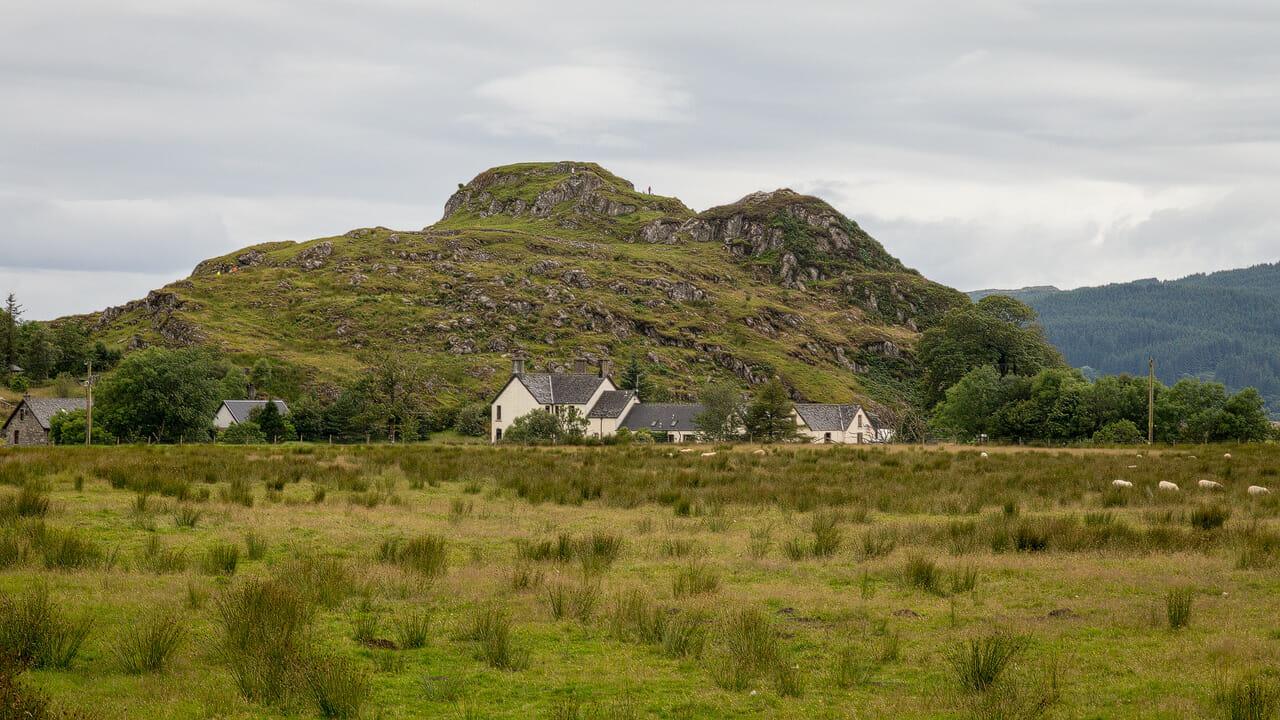 Der Felsen von Dunadd