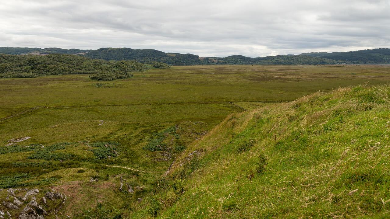 Mhòine Mhòr - das große Torfmoor