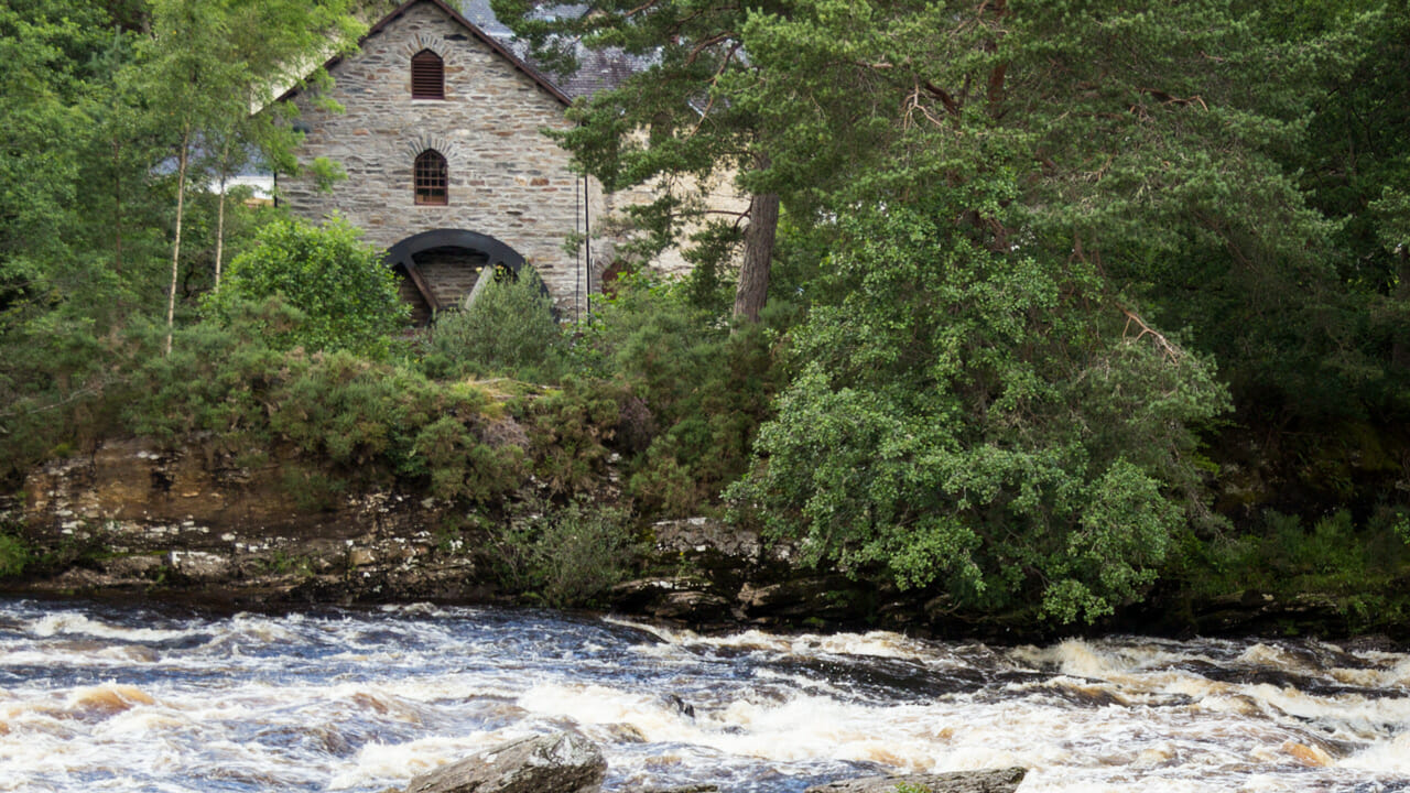 Mühle von Killin