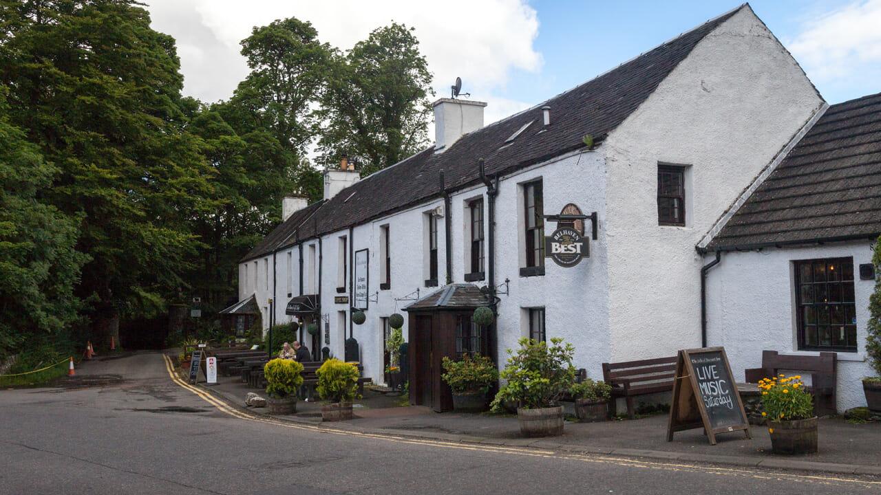 Falls of Dochart Inn