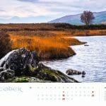 Schottland Kalender 2017 Oktober MyHighlands