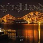 Schottland Kalender 2017 Titel MyHighlands