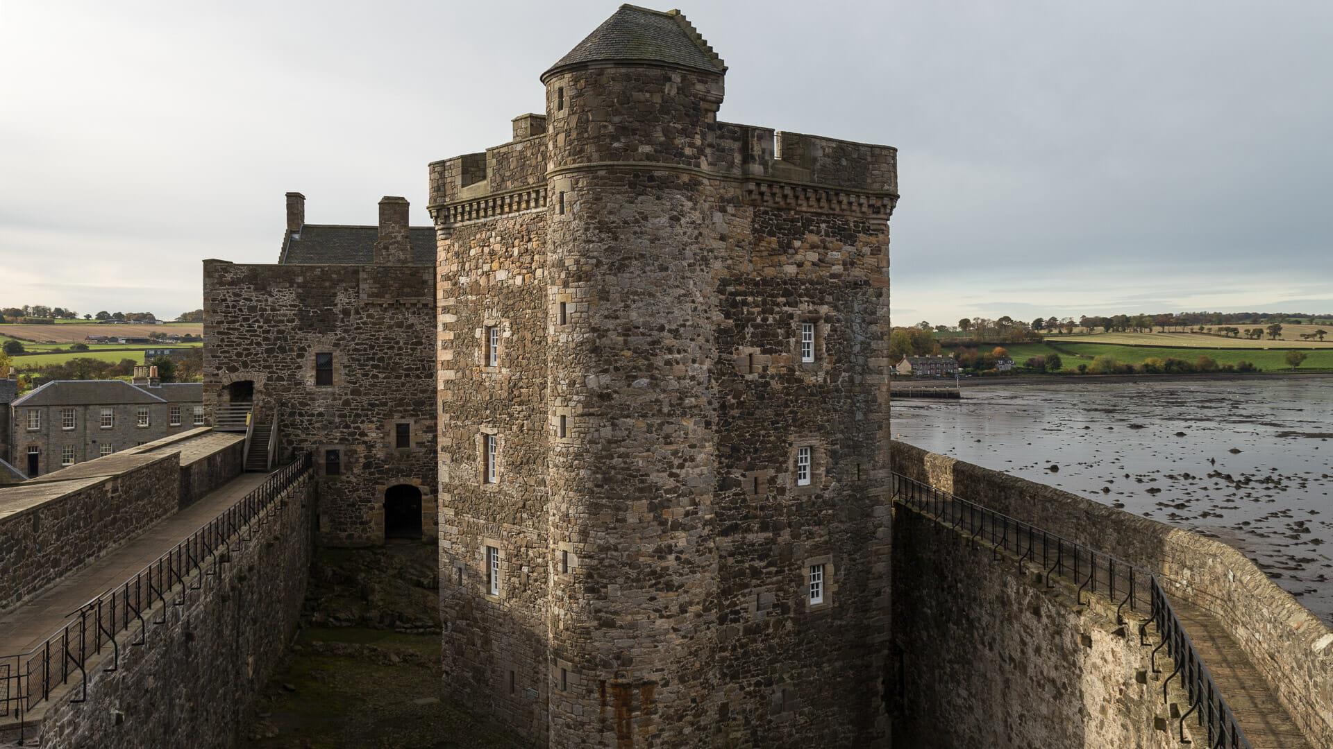 """Der """"Mast""""-Turm war ein Gefängnis"""