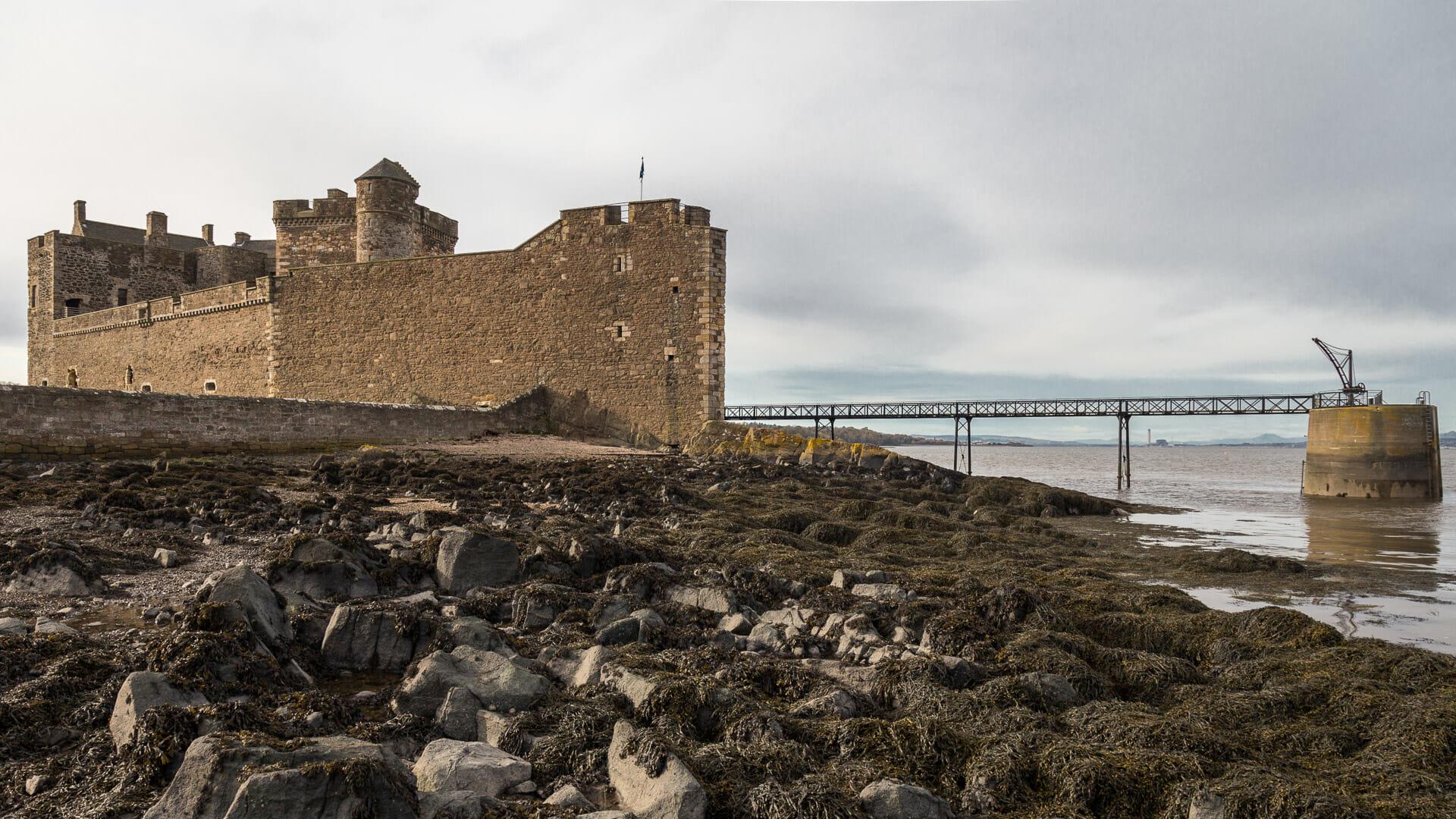 """Blackness Castle und ihr """"Schiffsbug"""""""