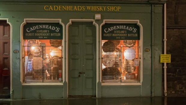 Cadenheads Whisky Shop