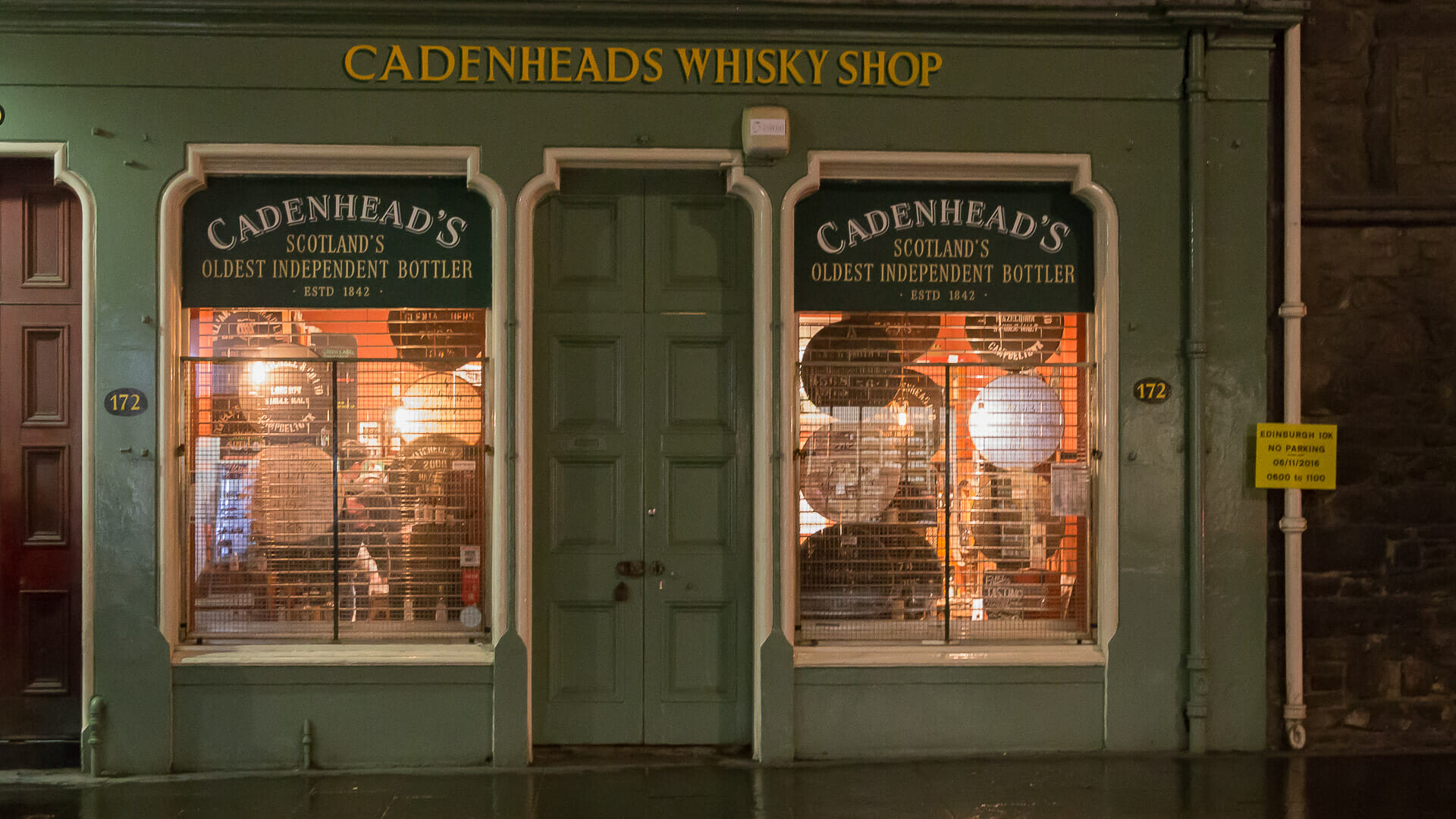 Cadenheads Whisky Shop