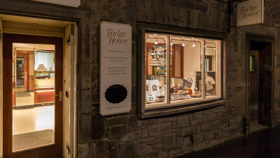 Fudge House Edinburgh