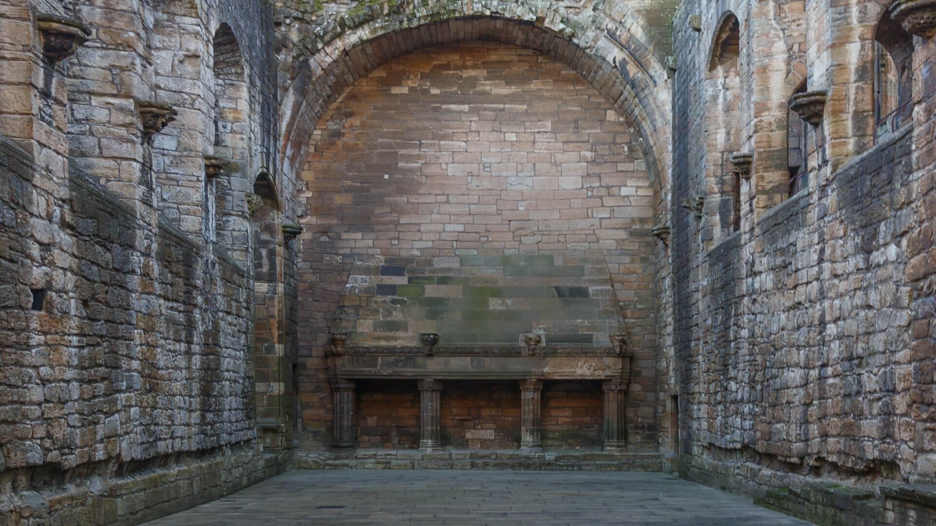Große Halle des Linlithgow Palace