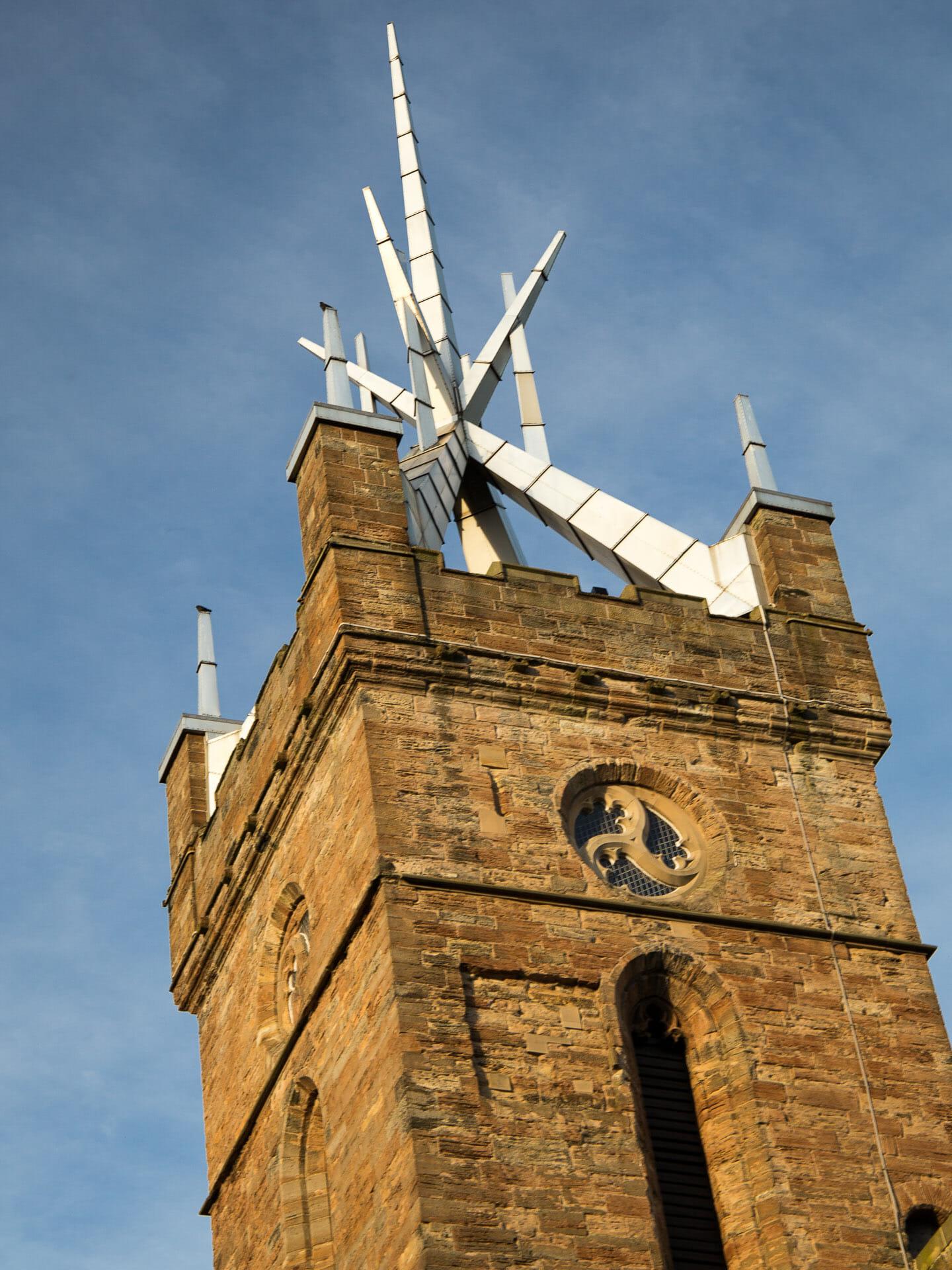 Kirchturm der St Michael's Church