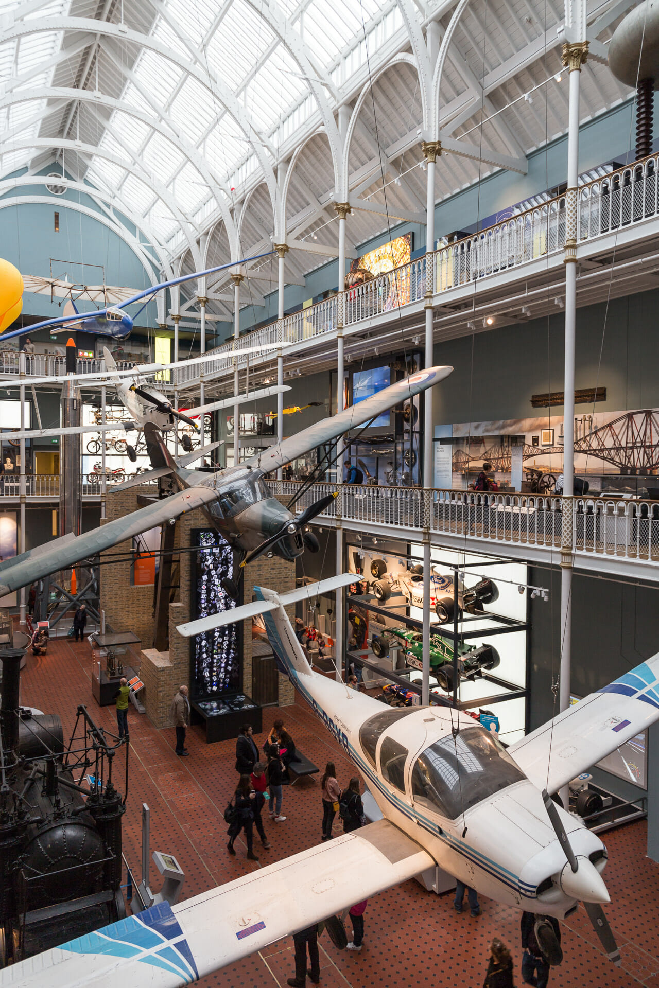 Science and Technology galleries