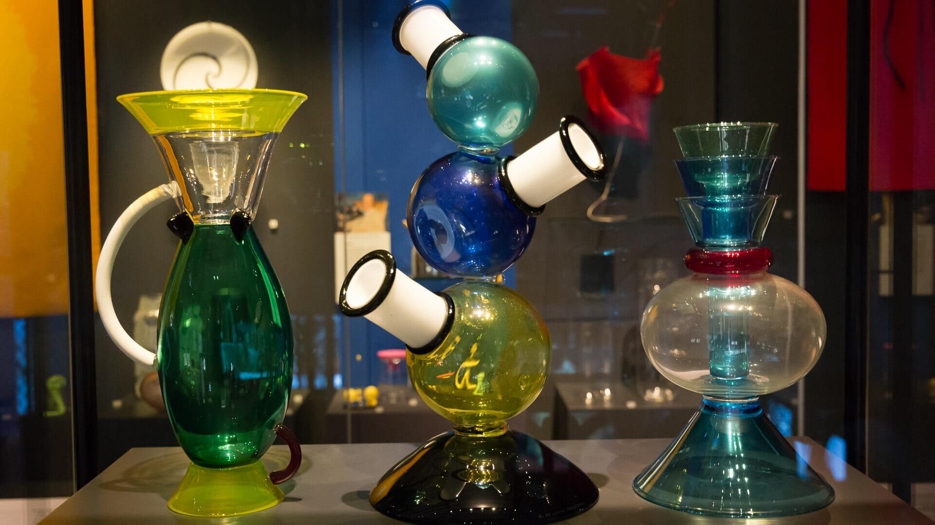 Vasen mit besonderem Design
