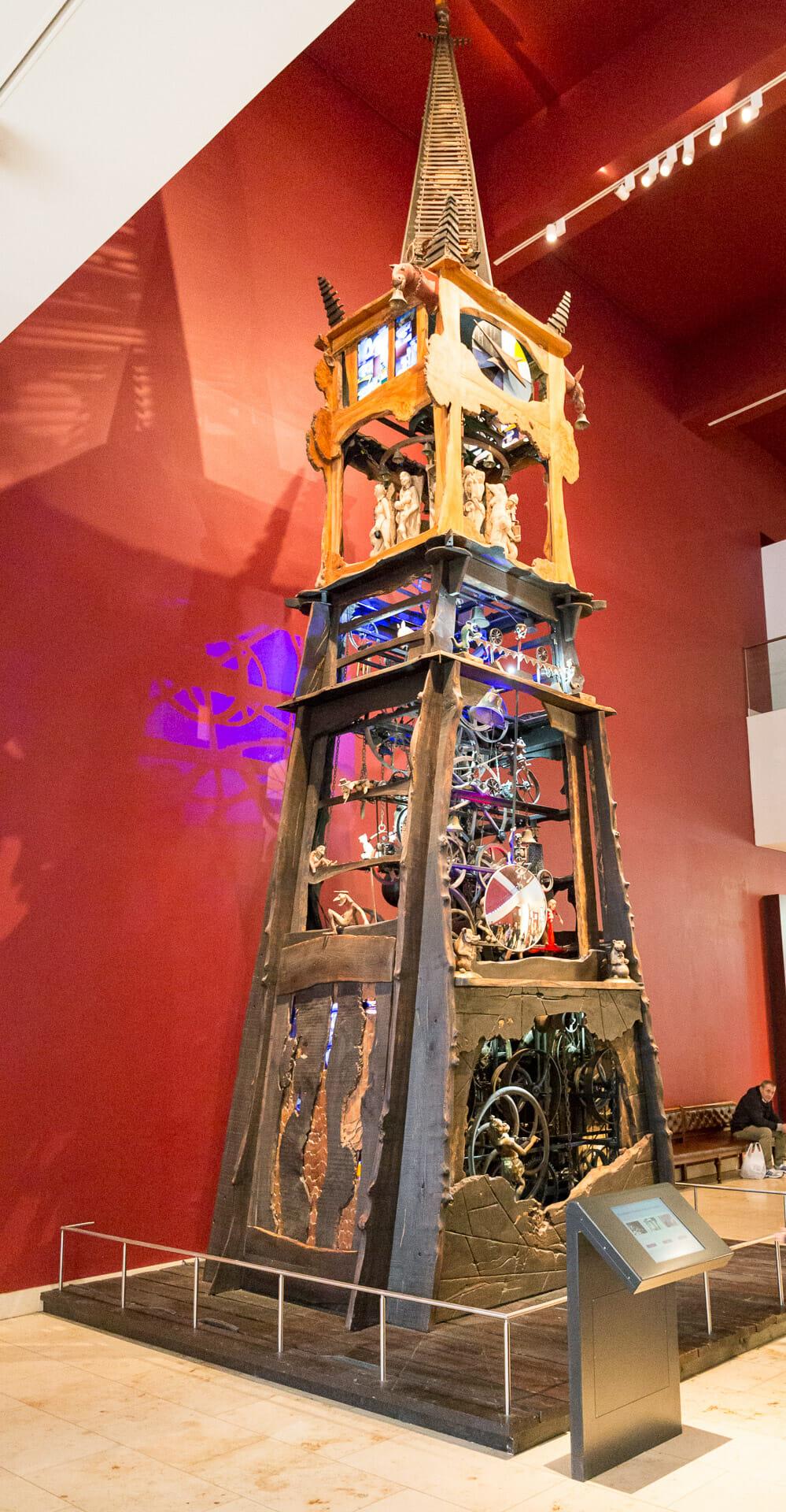 Millenium Clock Tower