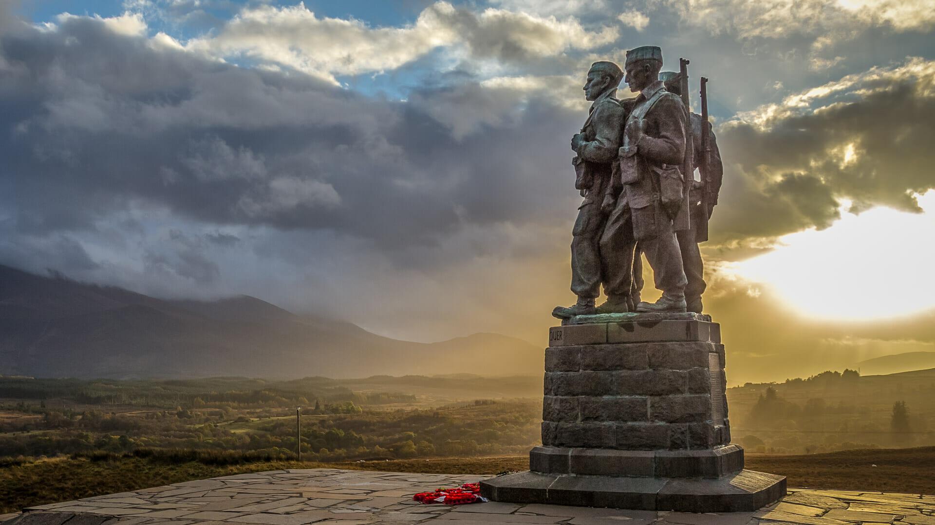 Das Commando Memorial